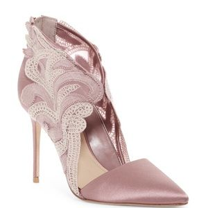 Imagine Vince Camuto Obin Satin Pump